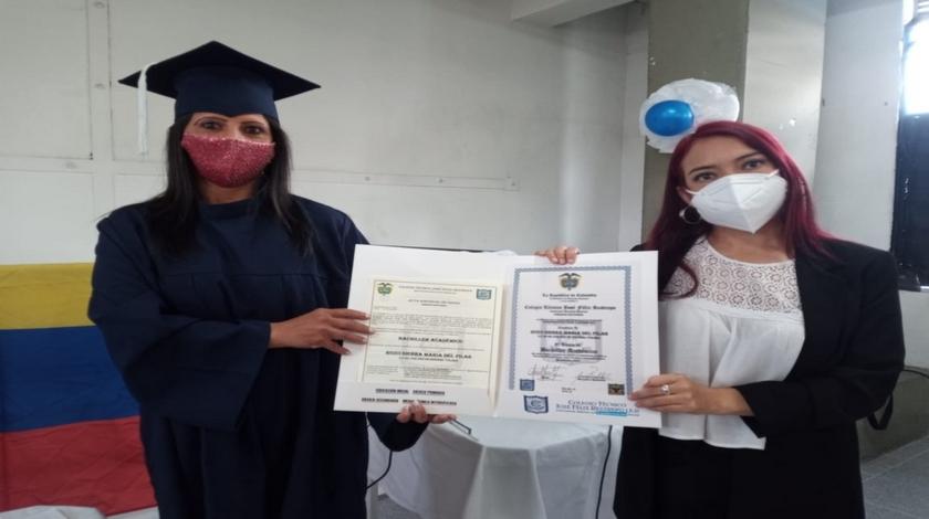 graduados 135exhabitantes de calle bogota
