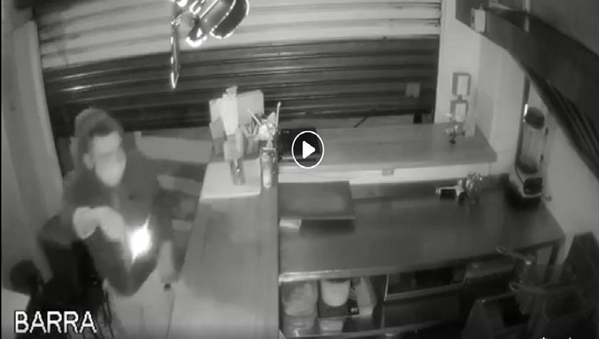 ladrones restaurante