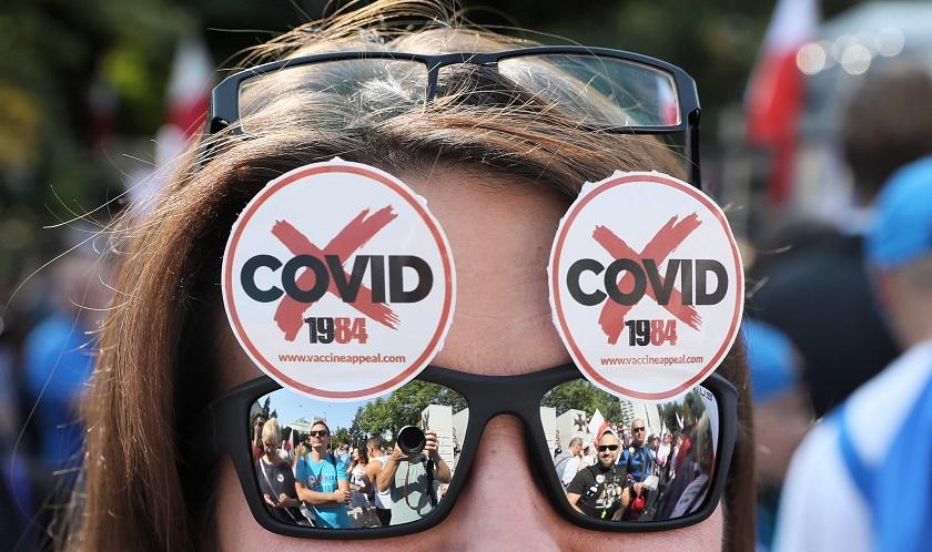 noticias falsas sobre la pandemia