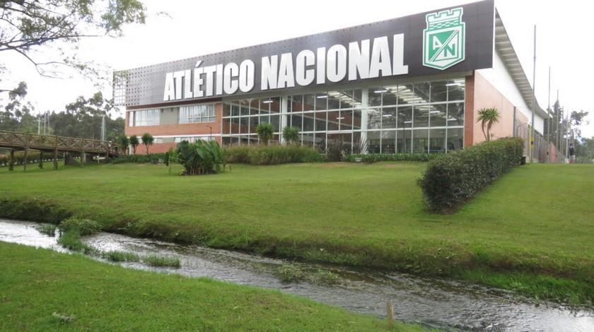 sede Atletico Nacional Copiar