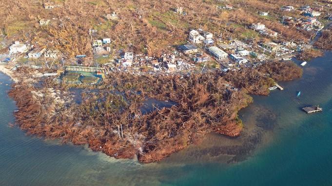 Expertos del Sistema Nacional Ambiental darán marcha a una estrategia para la recuperación ambiental de la isla de Providencia. Foto: cortesía Invemar.