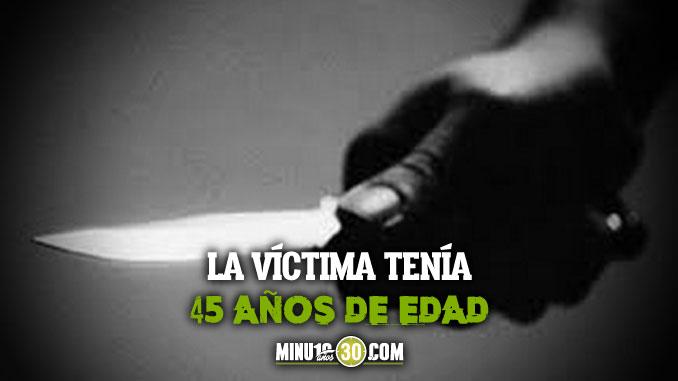 A punaladas fue asesinado un hombre en Santa Barbara Antioquia