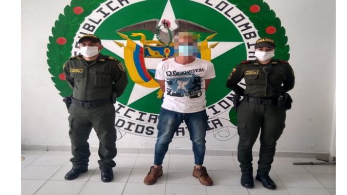 Capturaron a sujeto señalado de secuestrar y violar a una persona en condición de discapacidad