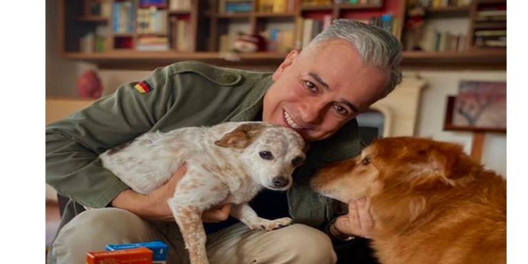 """""""El Covid-19 no es un chiste (...) No permitas que te pase a tí como me pasó a mí"""", dijo el actor Jorge Enrique Abello"""