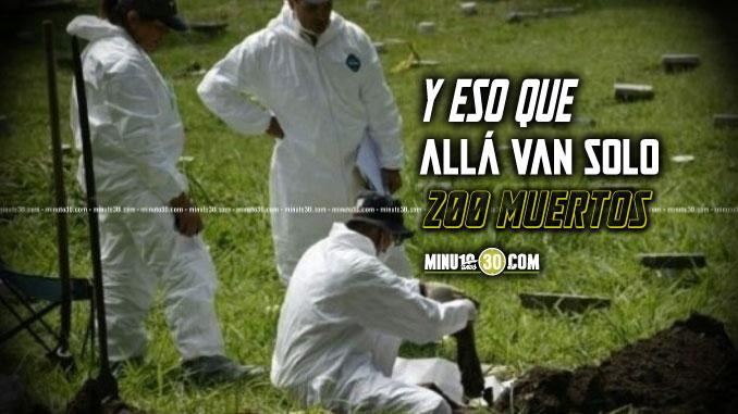 Que impresion En Riohacha ya no hay bovedas para enterrar a los muertos por covid 19