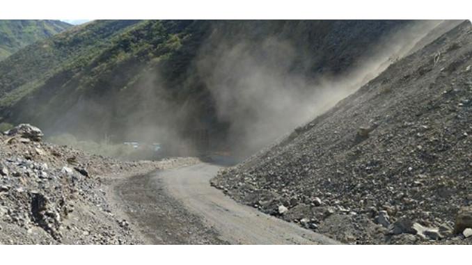 Habilitan paso entre Medellín - Urabá