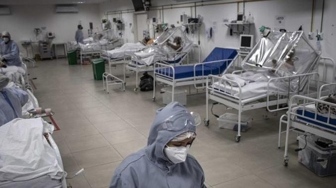 Antioquia reportó 2.720 casos nuevos re