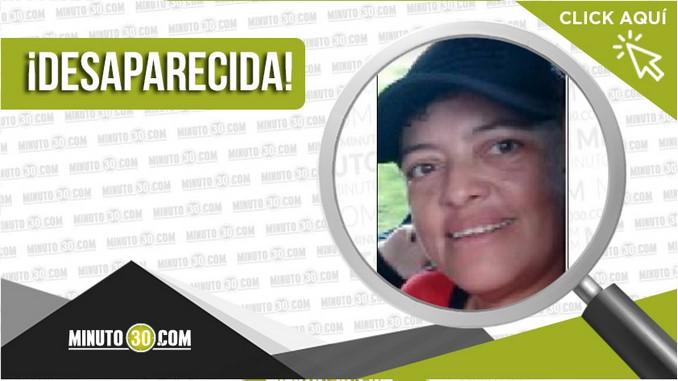 Beatriz Elena Aguirre Arango está desaparecida
