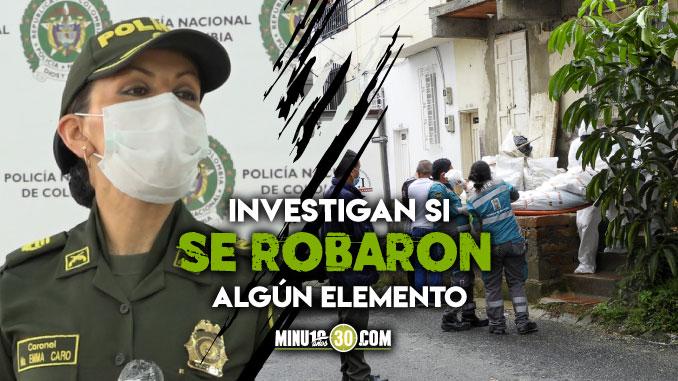 la Policia entrego detalles del homicidio de adulta mayor en El Salvador