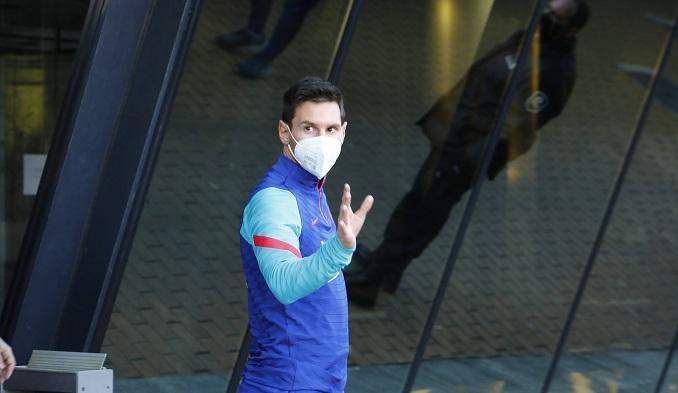Dos partidos de sanción a Messi