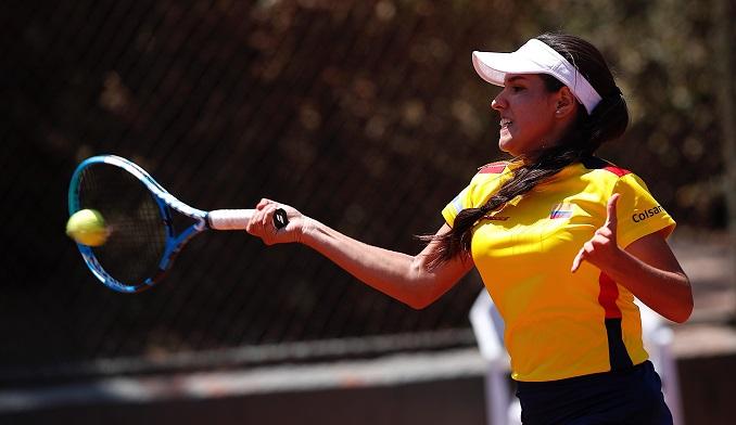 María Camila Osorio cae en el último partido de la previa para el Abierto de Australia
