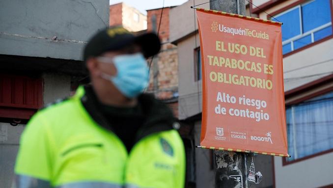 Bogotá se anticipa a un colapso hospitalario con un confinamiento selectivo