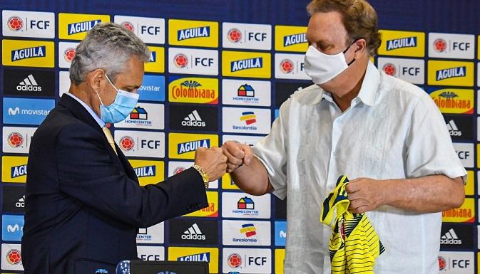 Reinaldo Rueda espera cumplir las expectativas al mando de la Selección Colombia