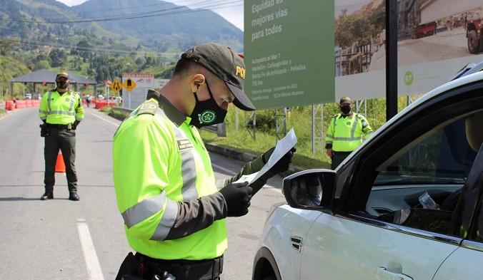 El hilo que explica lo que se puede hacer y lo que no durante este fin de semana de confinamiento en Antioquia