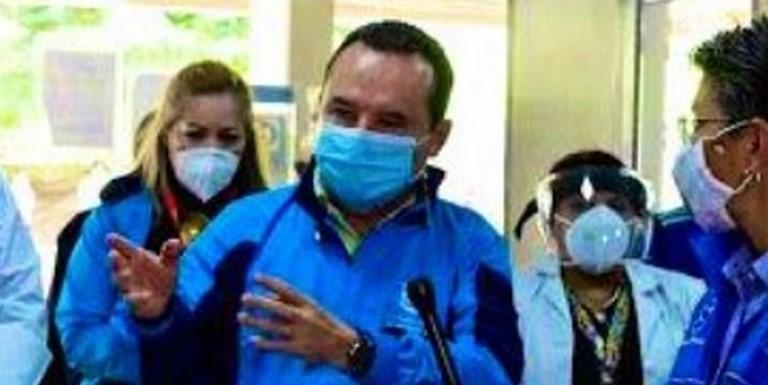 Se hunde moción de observación contra secretario de Salud de Bogotá