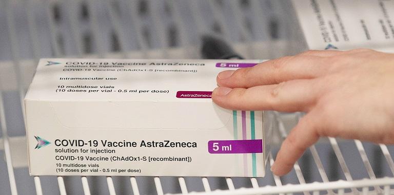 AztraZeneca, vacuna con menos eficacia frente a una variante sudafricana