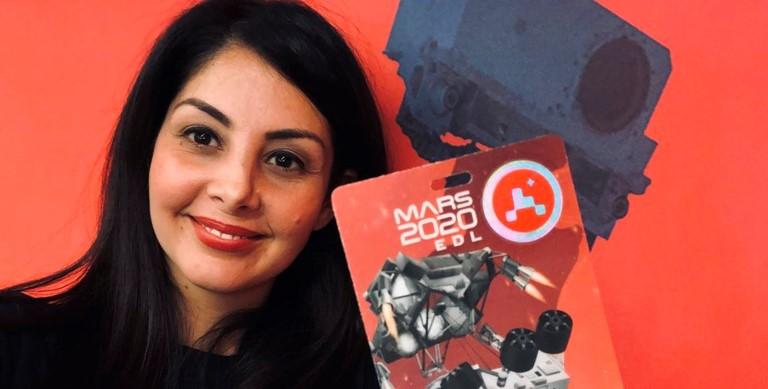 Diana Trujillo presentará programa de la NASA