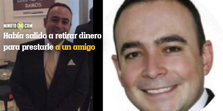 Michel Roberto Correa encontrado sin vida