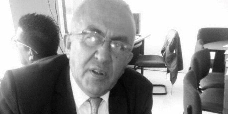 Falleció funcionario del CRUE, Óscar Mojica