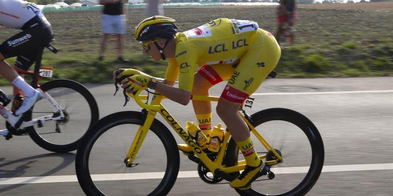 ciclistas uae