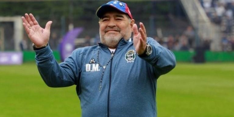 Tres imputados por caso de Diego Maradona