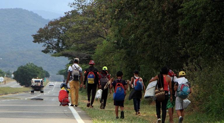 La frontera colombo-venezolana y el sueño de la regularización de migrantes