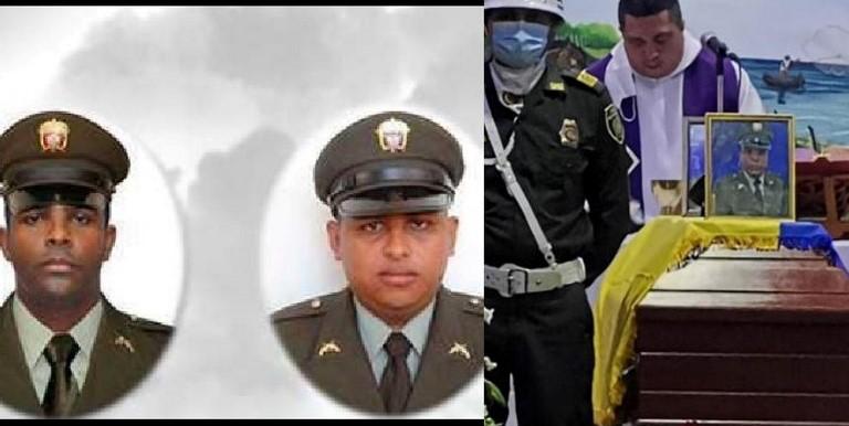 Policías asesinados en Guaranda, Sucre