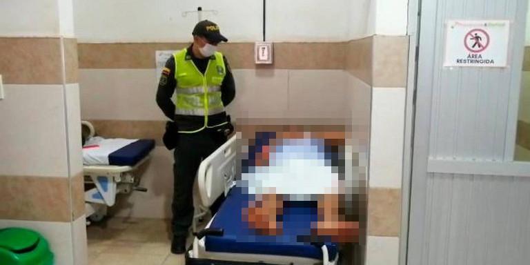 Dos venezolanos protagonizaron pelea en Belén, uno resultó herido