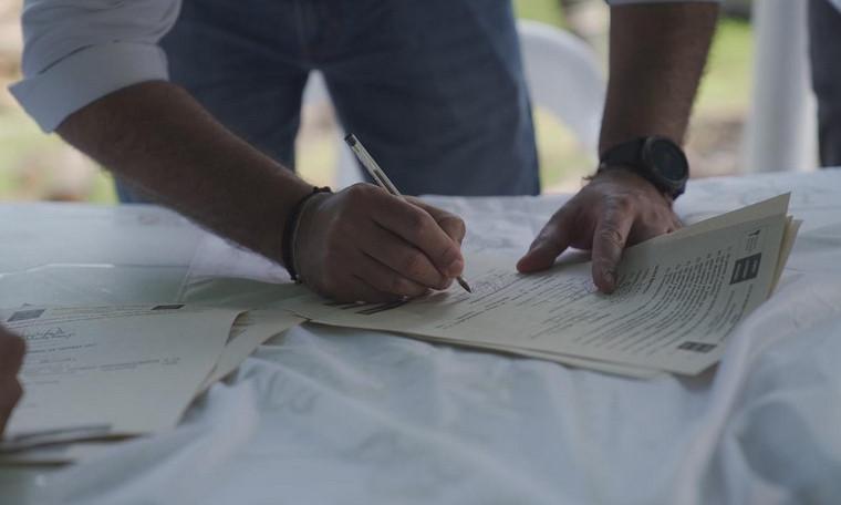 Gobierno Nacional entregó 137 hectáreas de tierra a excombatientes en Antioquia