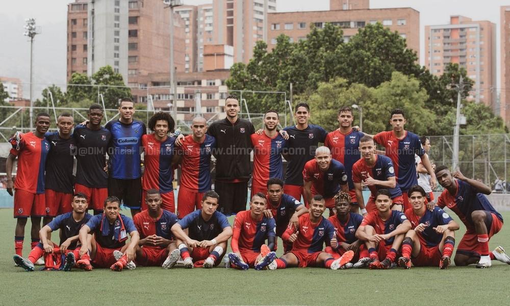 Primera A Independiente Medellin juveniles