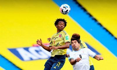 Seleccion Colombia vs Uruguay en la Eliminatorias 2 Copiar