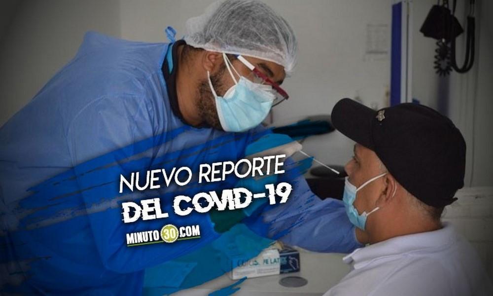 Aumenta el número de contagiados de Covid en Antioquia, ya van 351.041