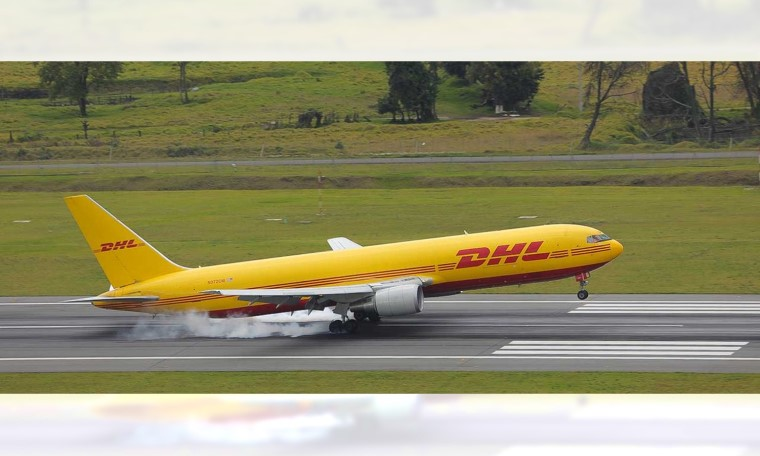 dhl vacunas covax colombia