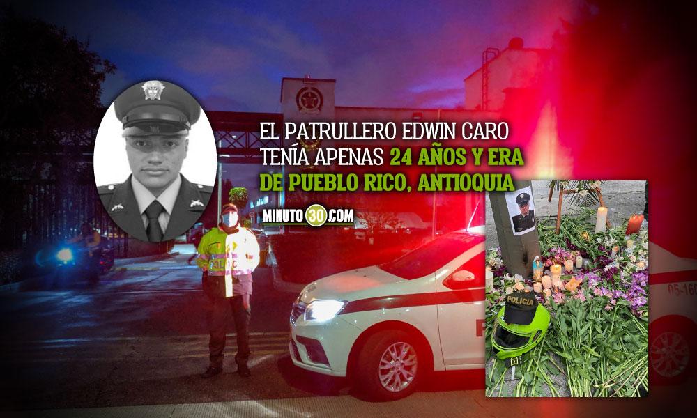 Homenaje Policía