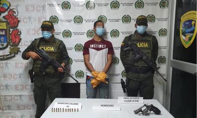"""A prisión presunto integrante del """"Clan del Golfo"""" que habría asesinado a un hombre el 3 de abril en Tarazá"""