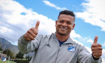 fuerzaguarin Millonarios-Fredy Guarín