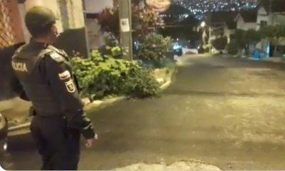 capturados policia barrios