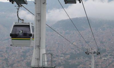 Reestablecen el servicio del Metrocable en la ruta San Javier - La Aurora