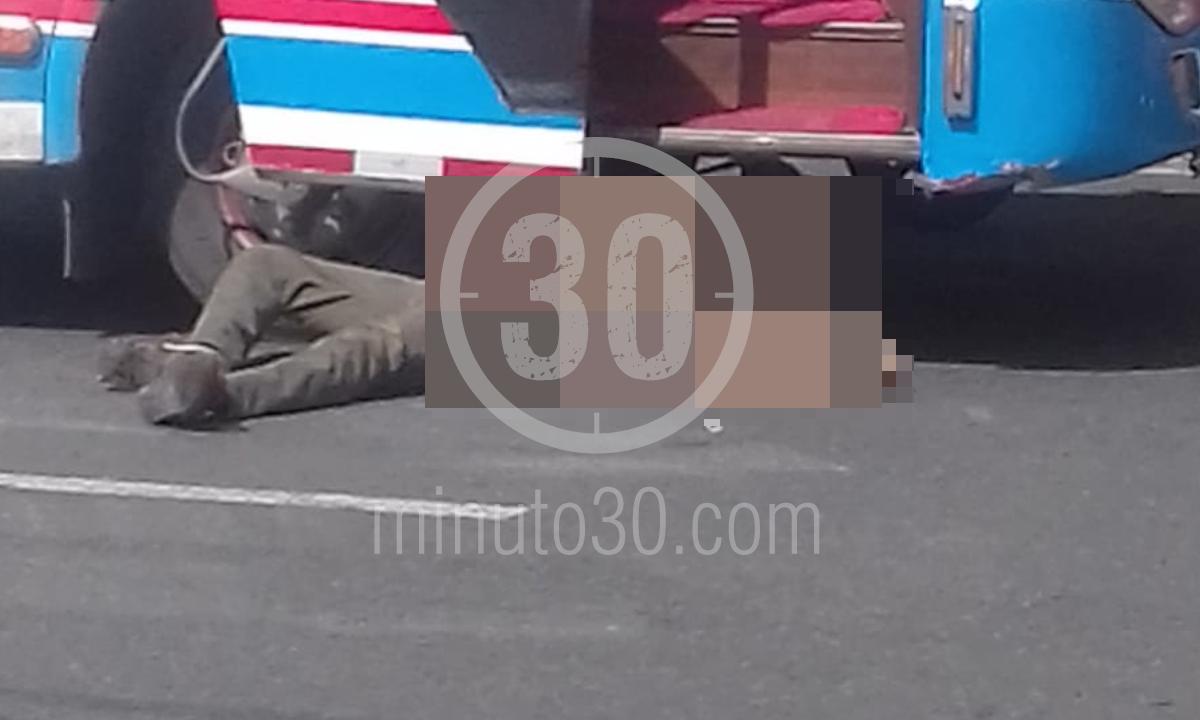 muerto en accidente por la terminal (4)